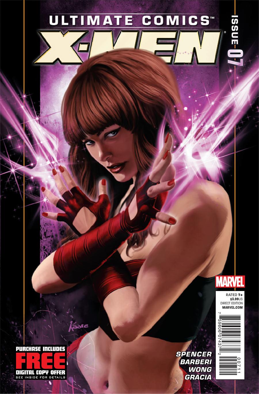 Ultimate X-Men Vol 1-19 (TPB)(2001-2009)