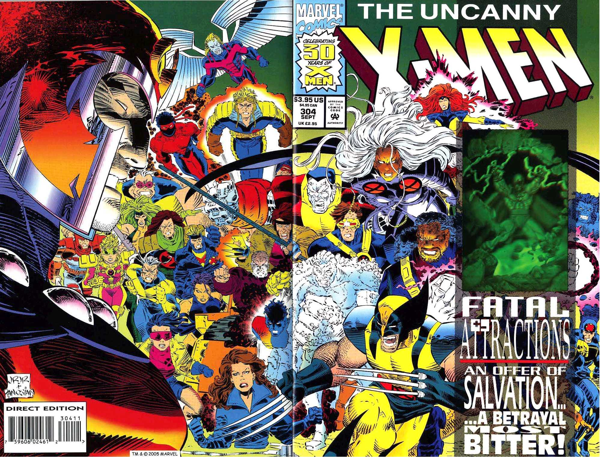 Uncanny_X-Men_Vol_1_304_Wraparound_Cover