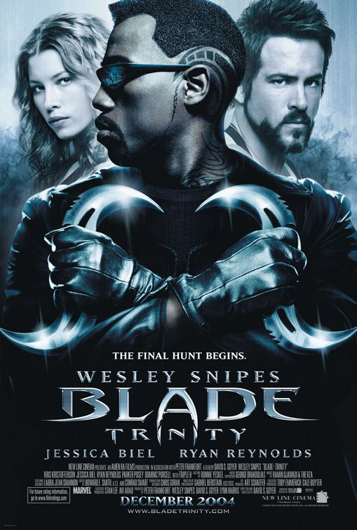 Blade: Trinity - Marvel Comics Database
