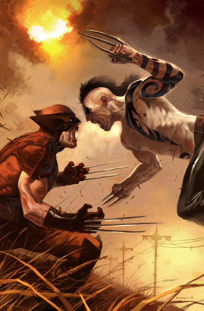 FILHOS DOS HEROIS - MARVEL Wolverine_Origins_Vol_1_14_Textless