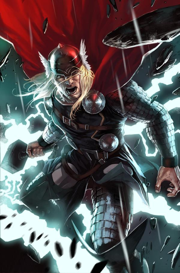 Thor (Thor Odinson) - Marvel Comics Database