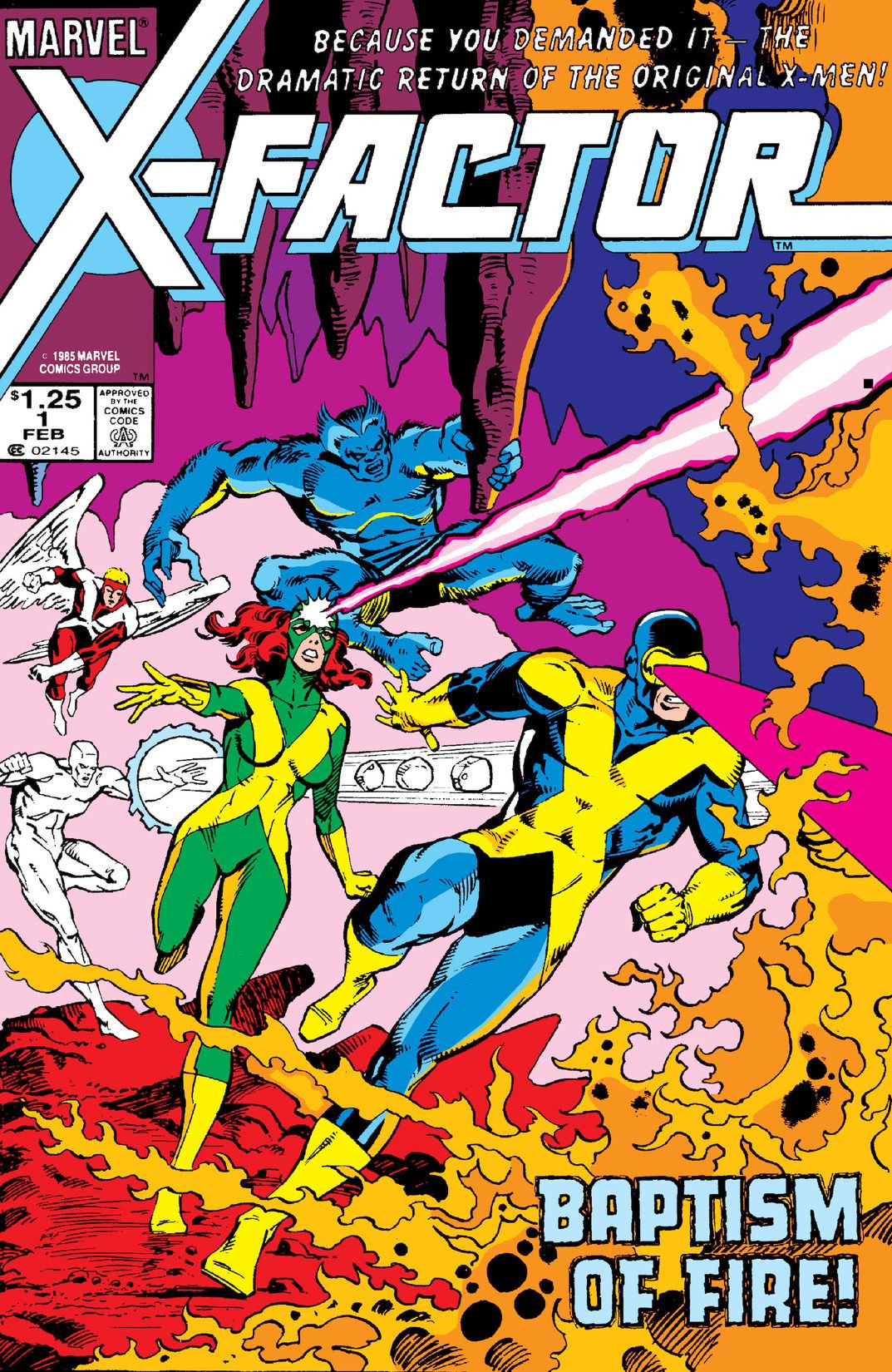 Marvel did chris claremont have to change his long term - X factor x men ...