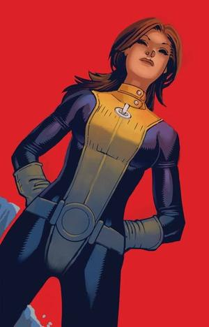 Kitty Pryde of W %26 X Men Banana Neptune on deviantART