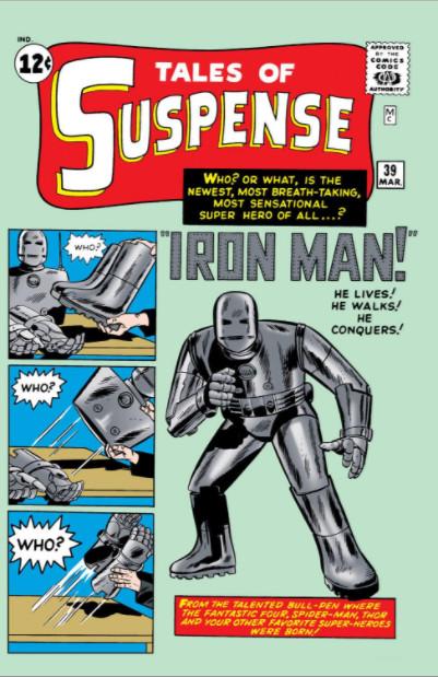 Fantastic Four N° 600 Tales_of_Suspense_Vol_1_39