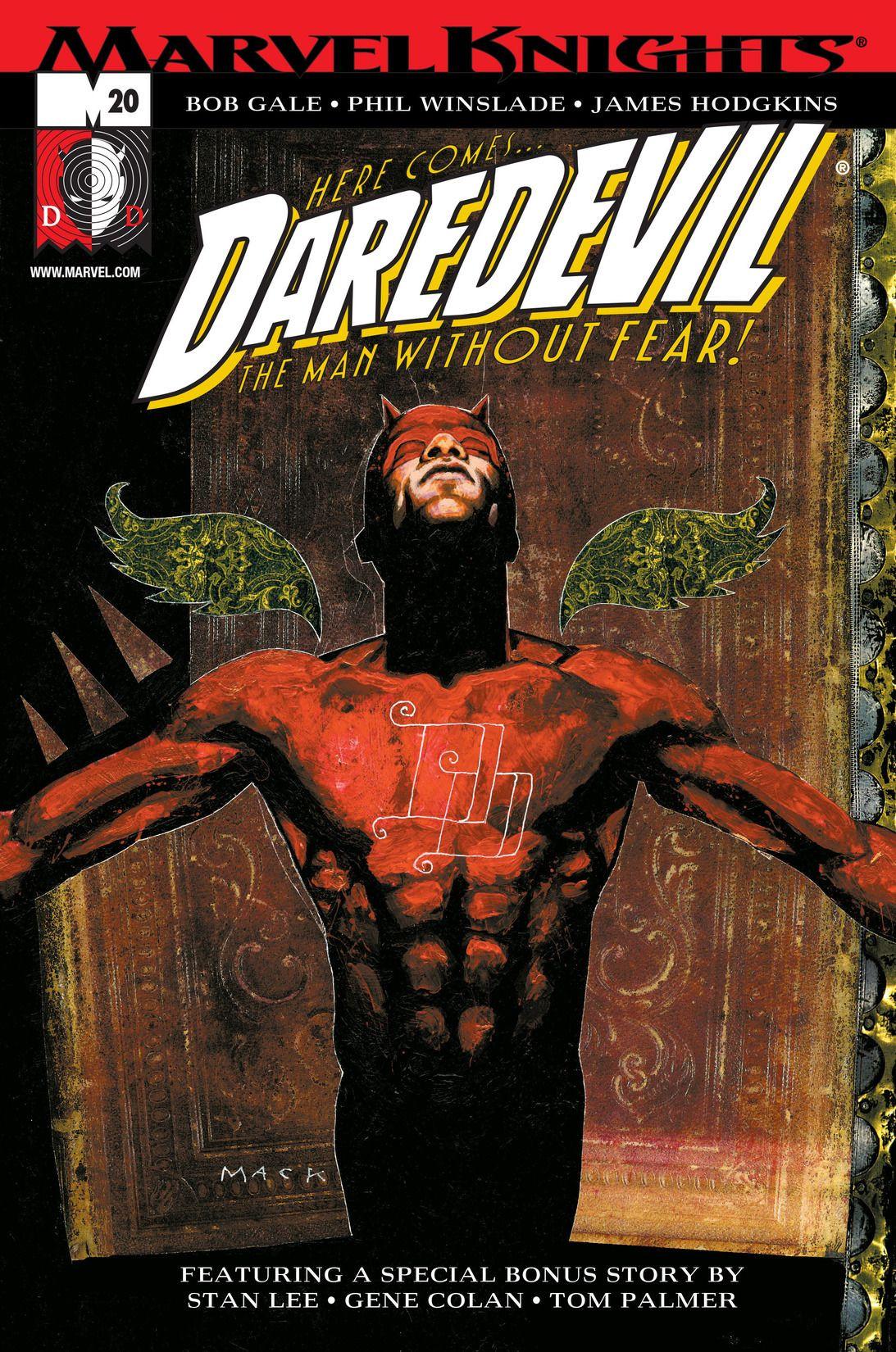 COLECCIÓN DEFINITIVA: DAREDEVIL [UL] [cbr] Daredevil_Vol_2_20