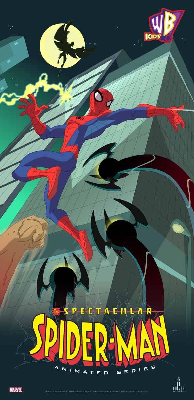 Фото 1523 мультики онлайн человек паук