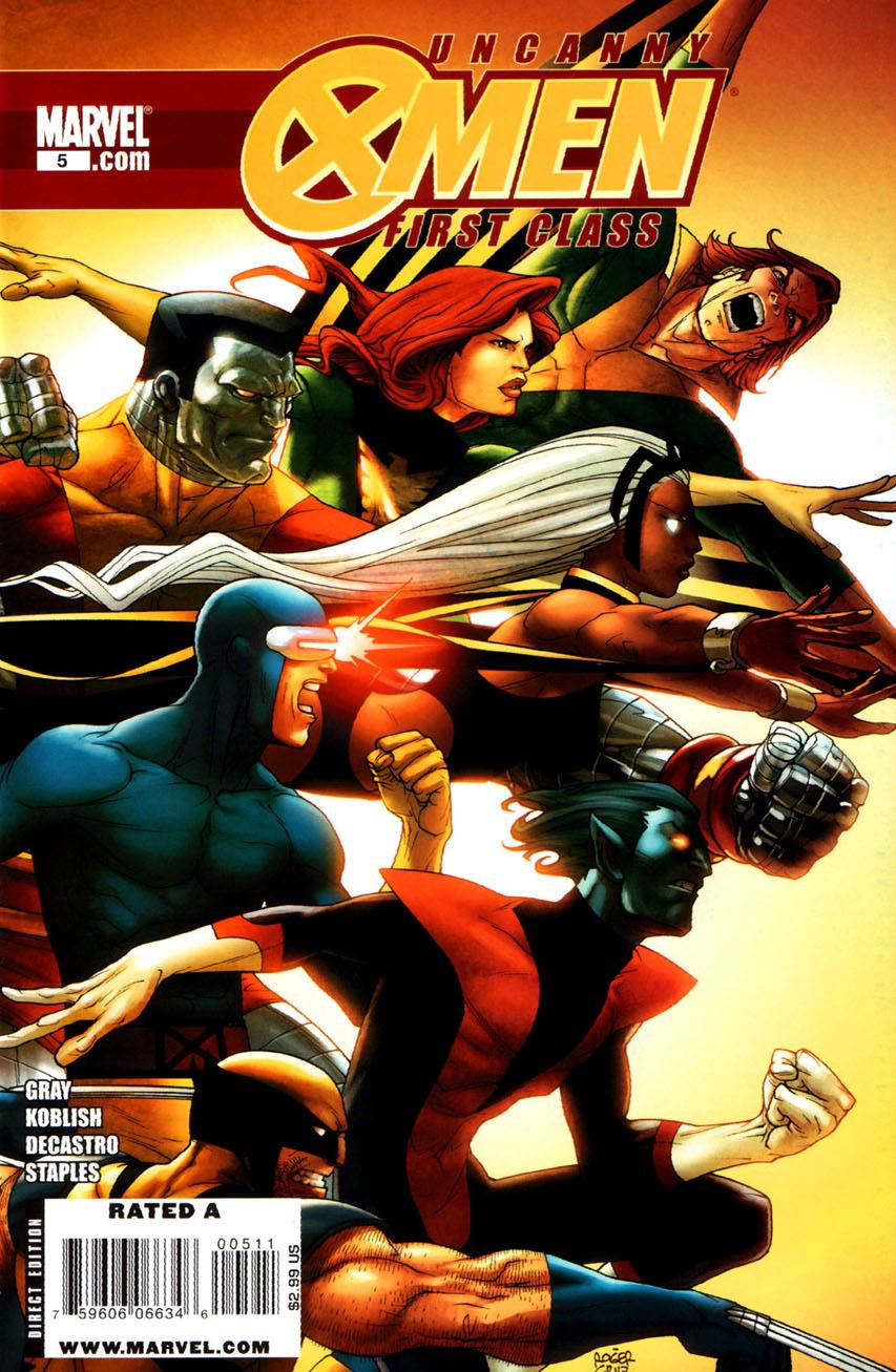 Uncanny X-Men: First Class Vol