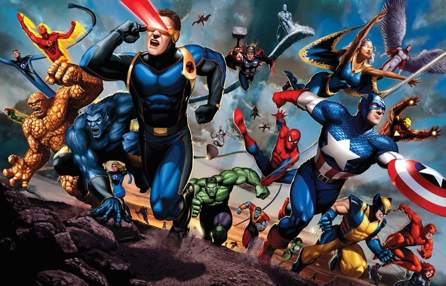 Marvel heroes charge mhva