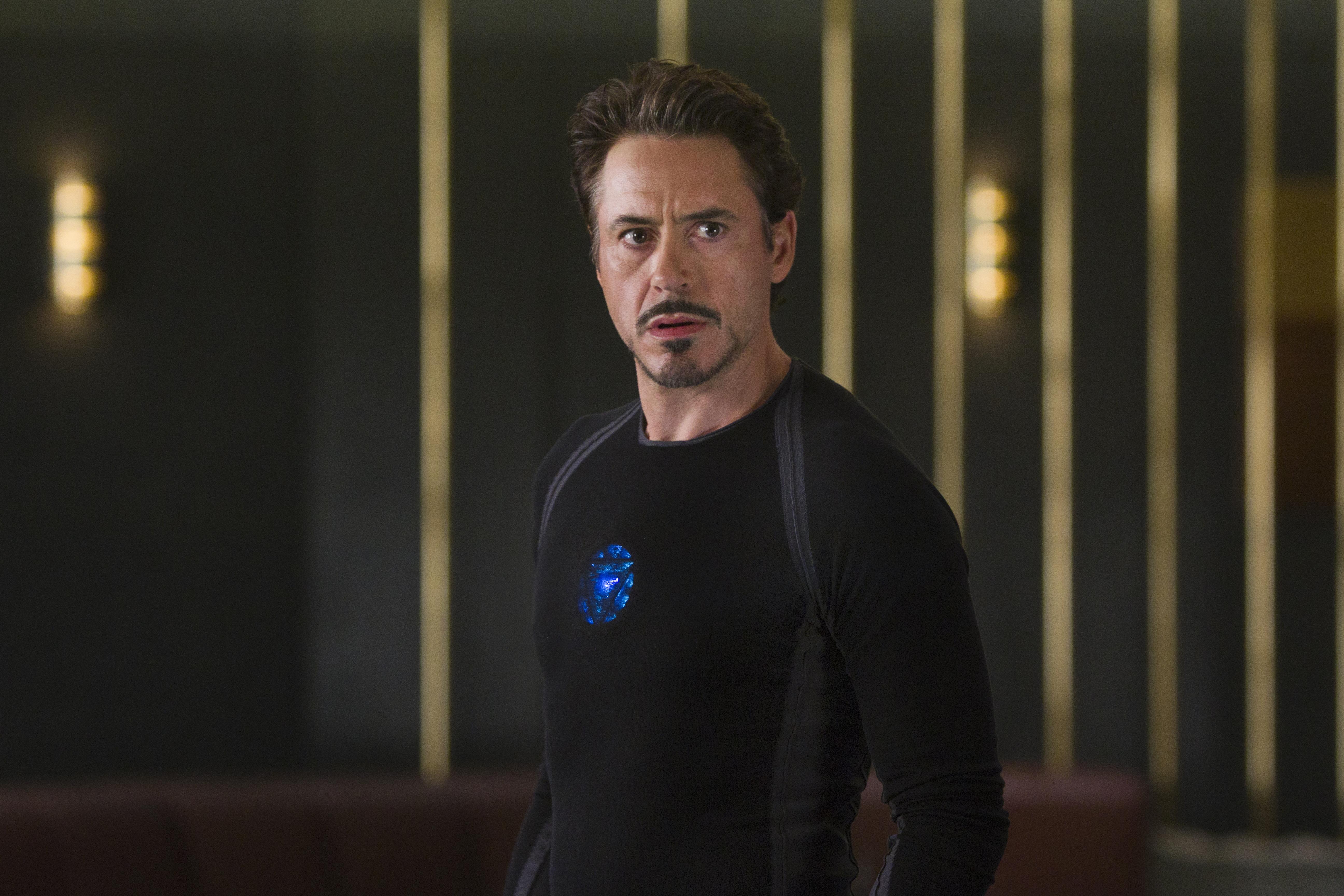 Image - Tony Stark Avengers 03.jpg - Marvel Movies Wiki - Wolverine ...