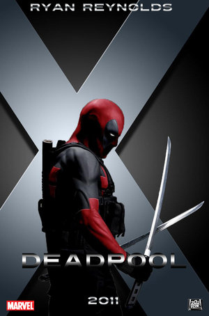 Deadpool Movie Poster 2014 But when the movie comes out