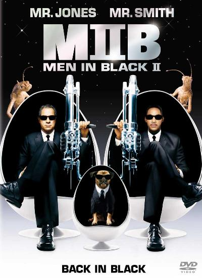 Men In Black II Cover