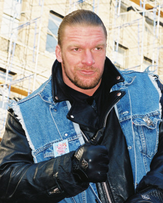 Triple H leading WWE new talent development (no long hair, green/black tights allowed)