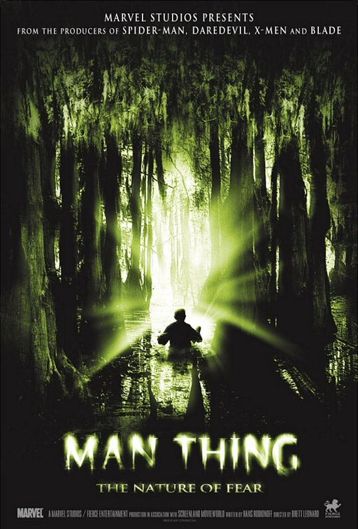 "Movie Review: ""Man-Thing"""