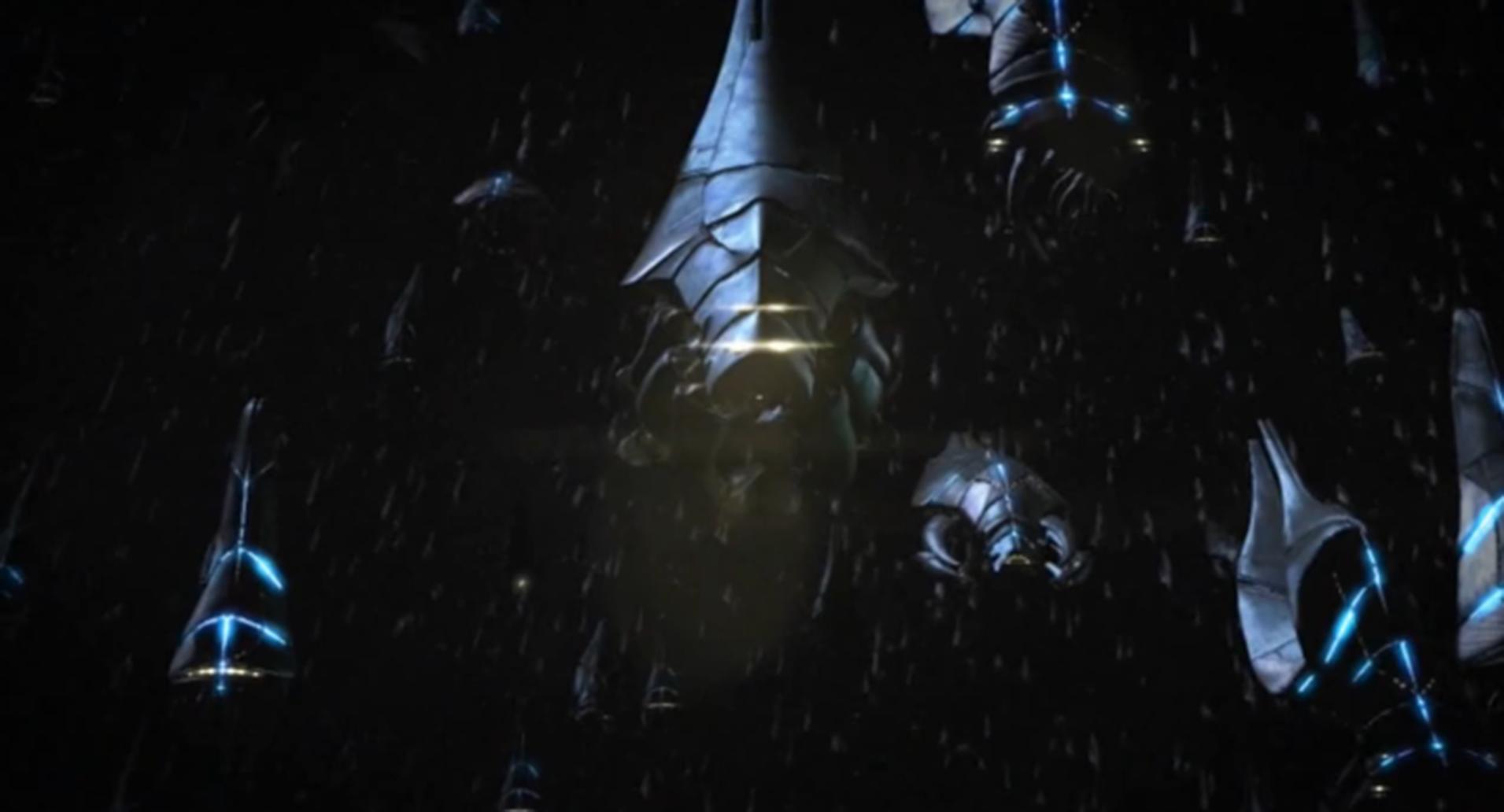 Reaper - Mass Effect Wiki - Mass Effect, Mass Effect 2 ...