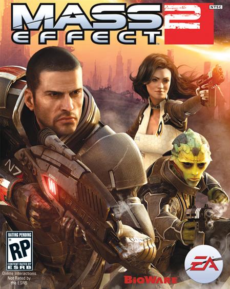 Trilogie: Mass Effect FinalboxartME2