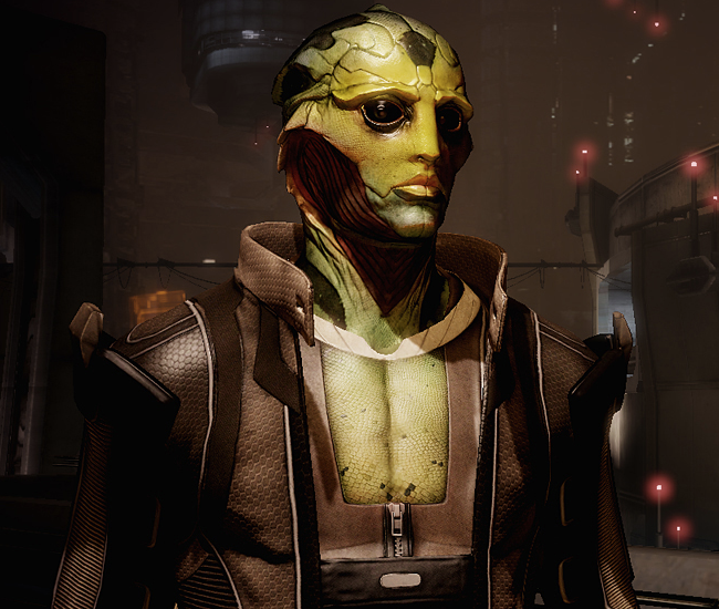 Thane Krios - Mass Effect Wiki