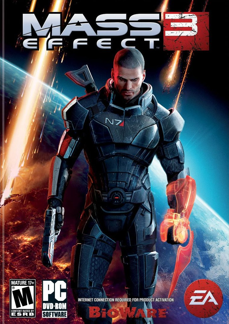 Mass Effect 3 [PC | ISO] + CRACK + Fix [MULTI07] (Exclue)