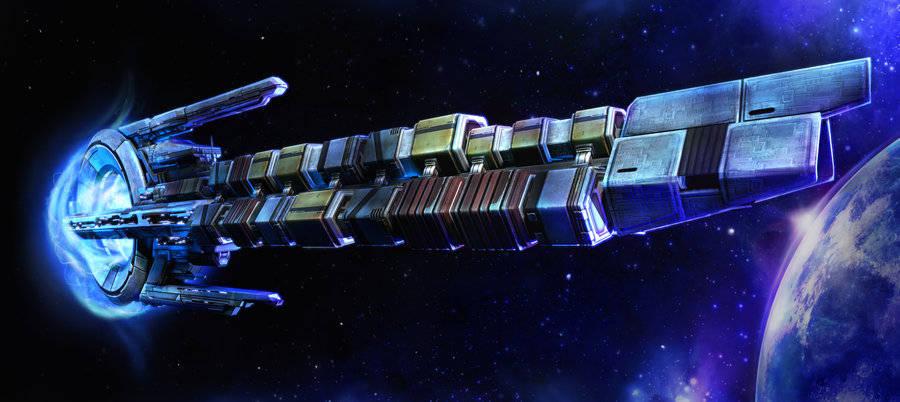 Ship List Quarian_ship