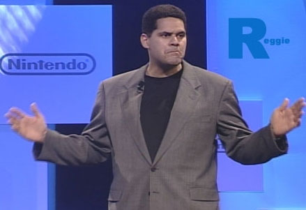 Work your marketing magic, Reggie.