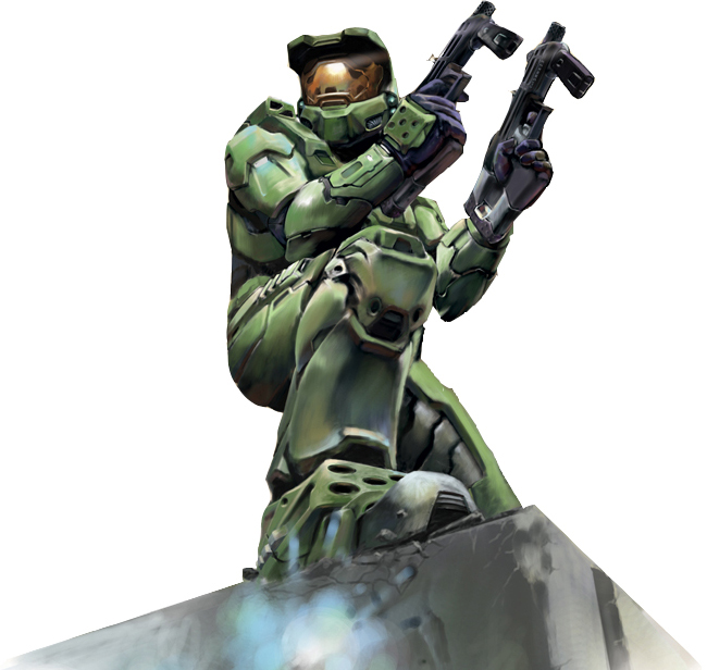 Master Chief is Changing For