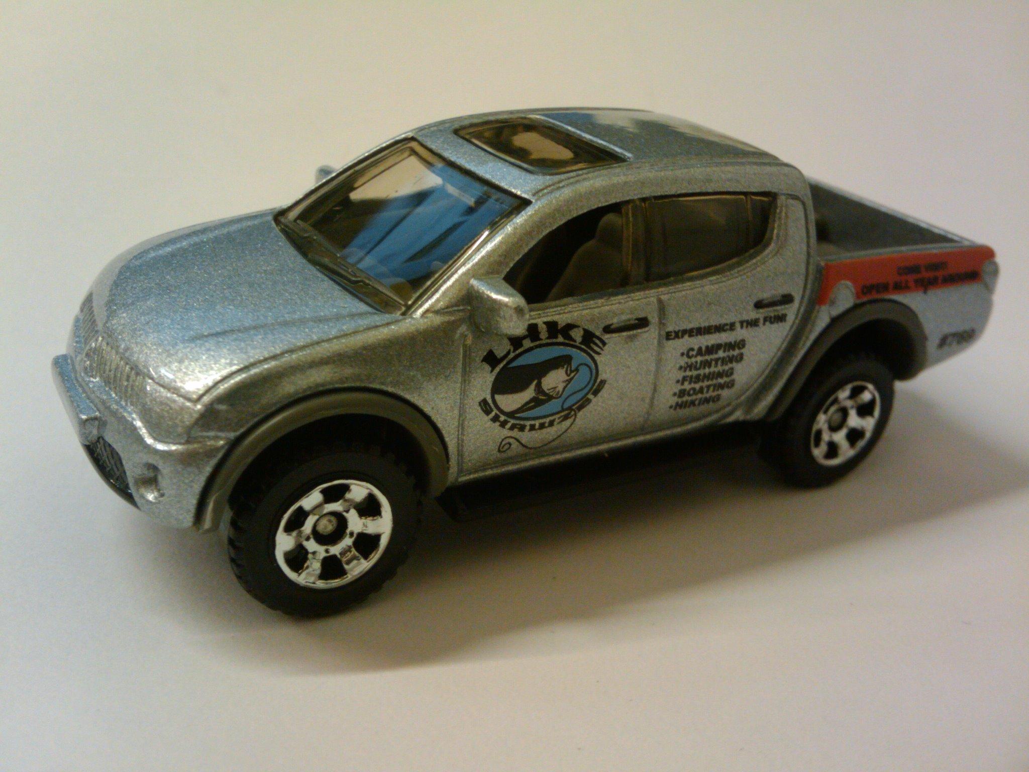 Mitsubishi L200 - Matchbox
