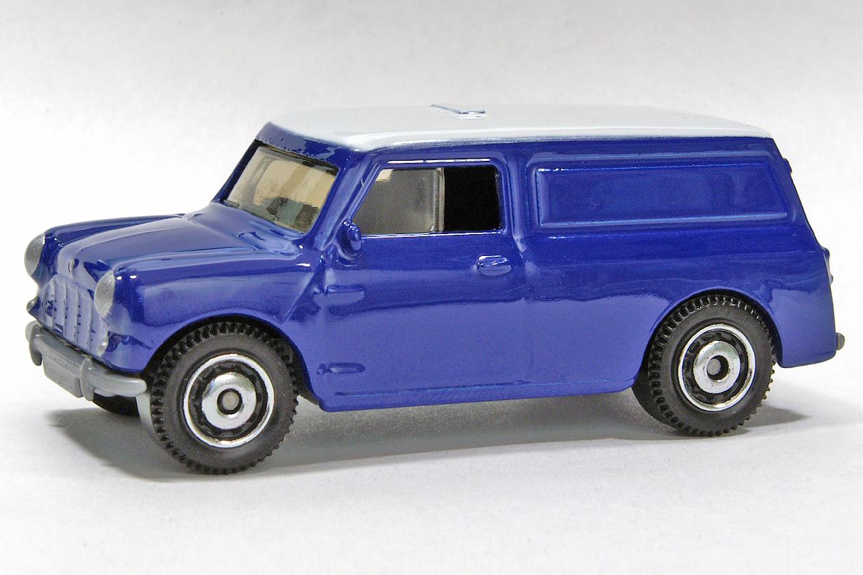 Austin Mini Van, Classic