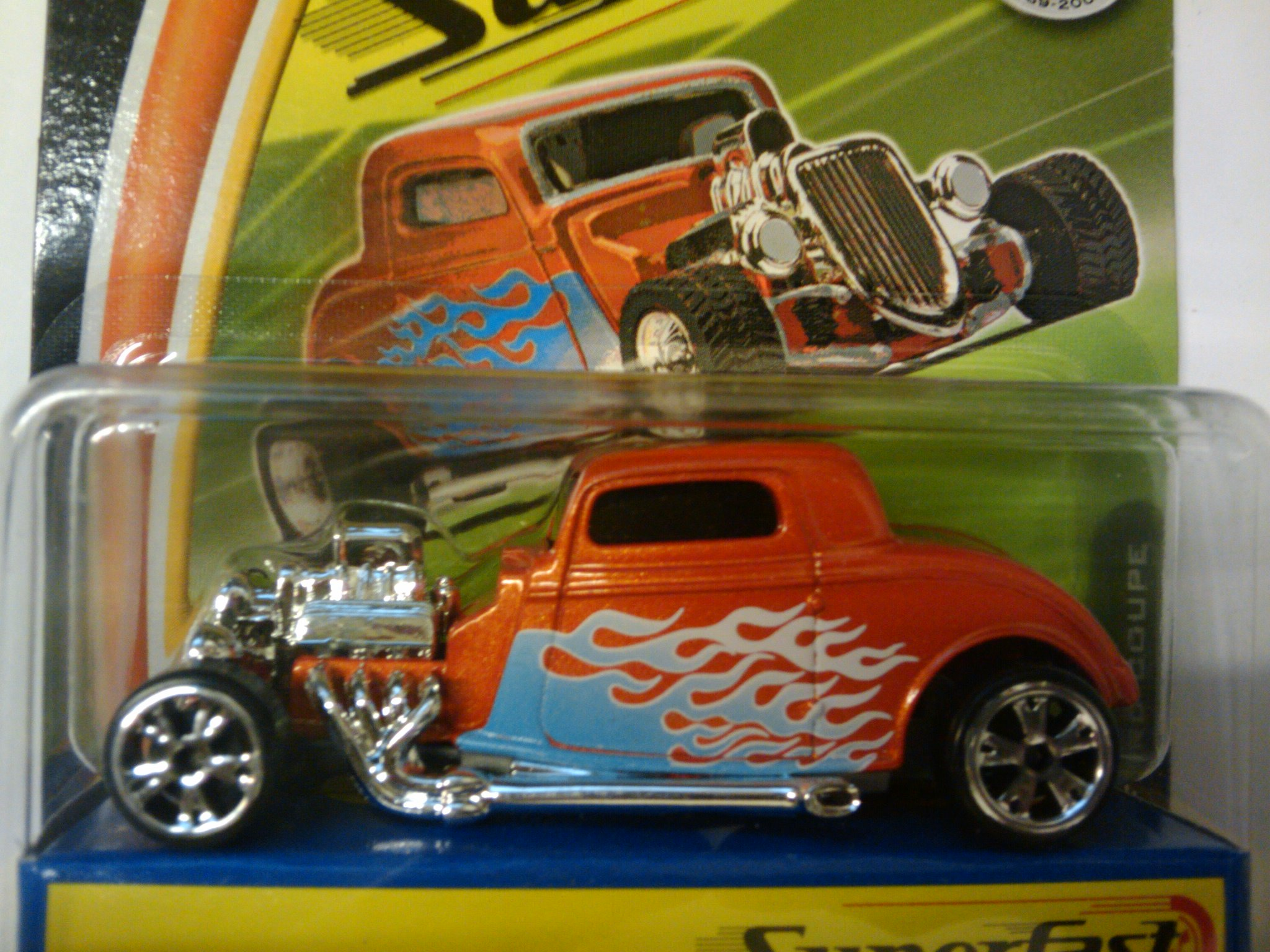 1933 Ford Coupe - Matchbox
