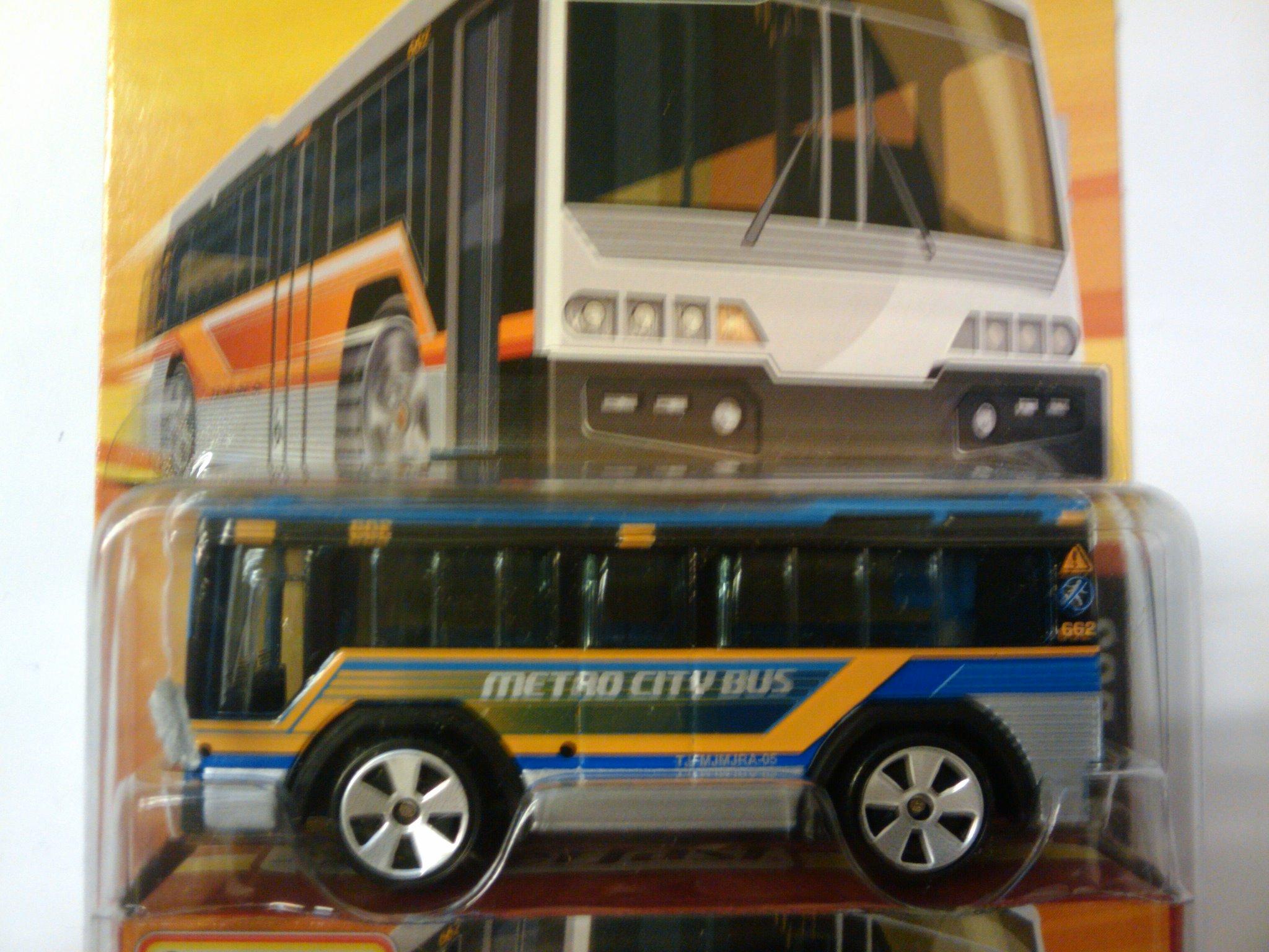 City Bus - Matchbox Cars Wiki