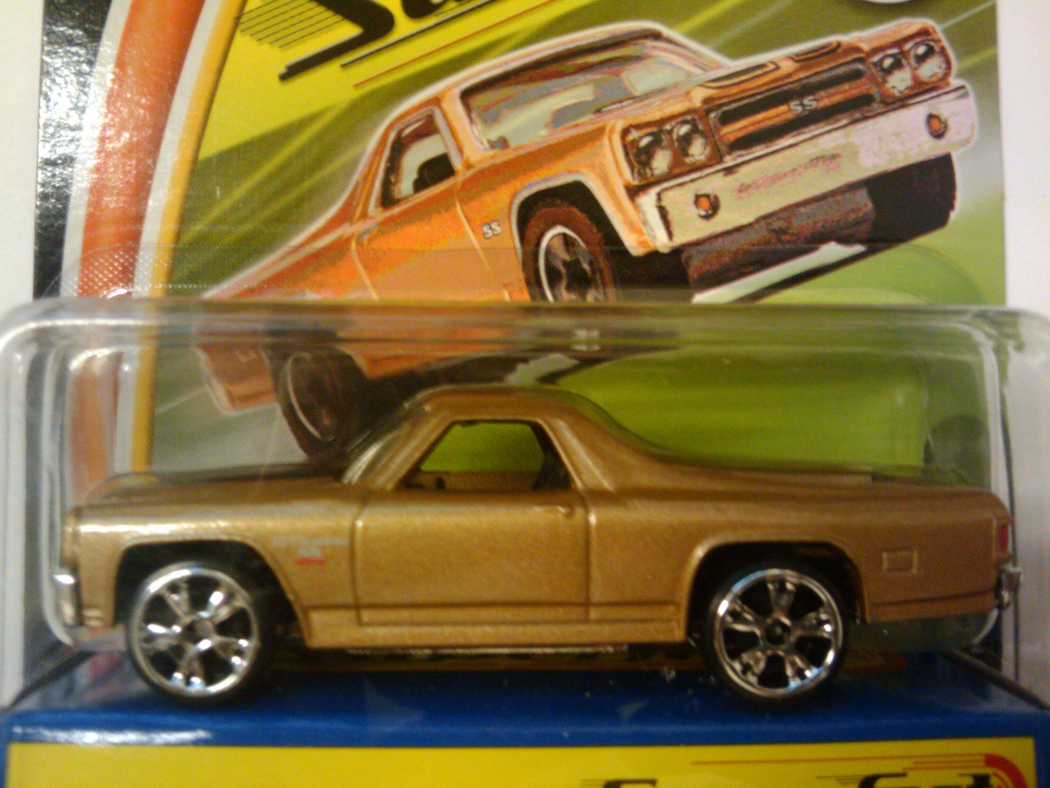 '70 Chevy El Camino - Matchbox
