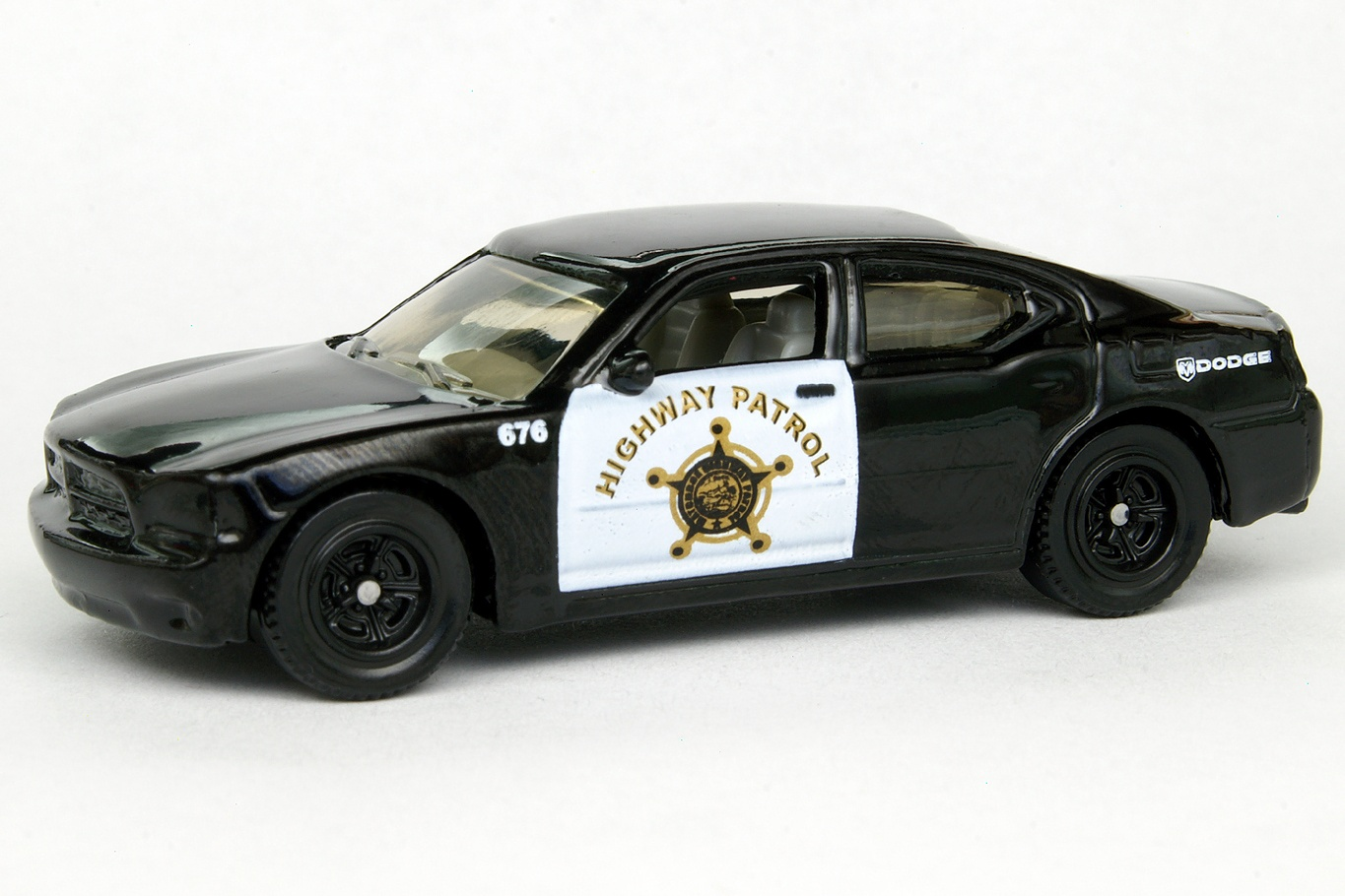 """Dodge Charger Police"" on"