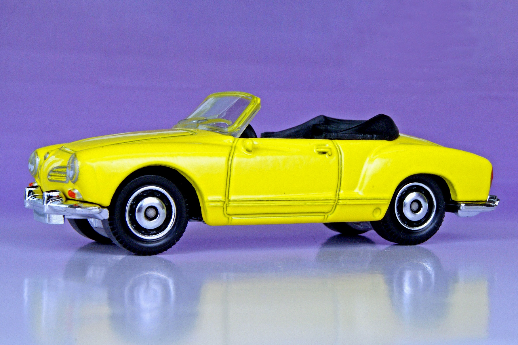 Type 14 Karmann Ghia Conv't
