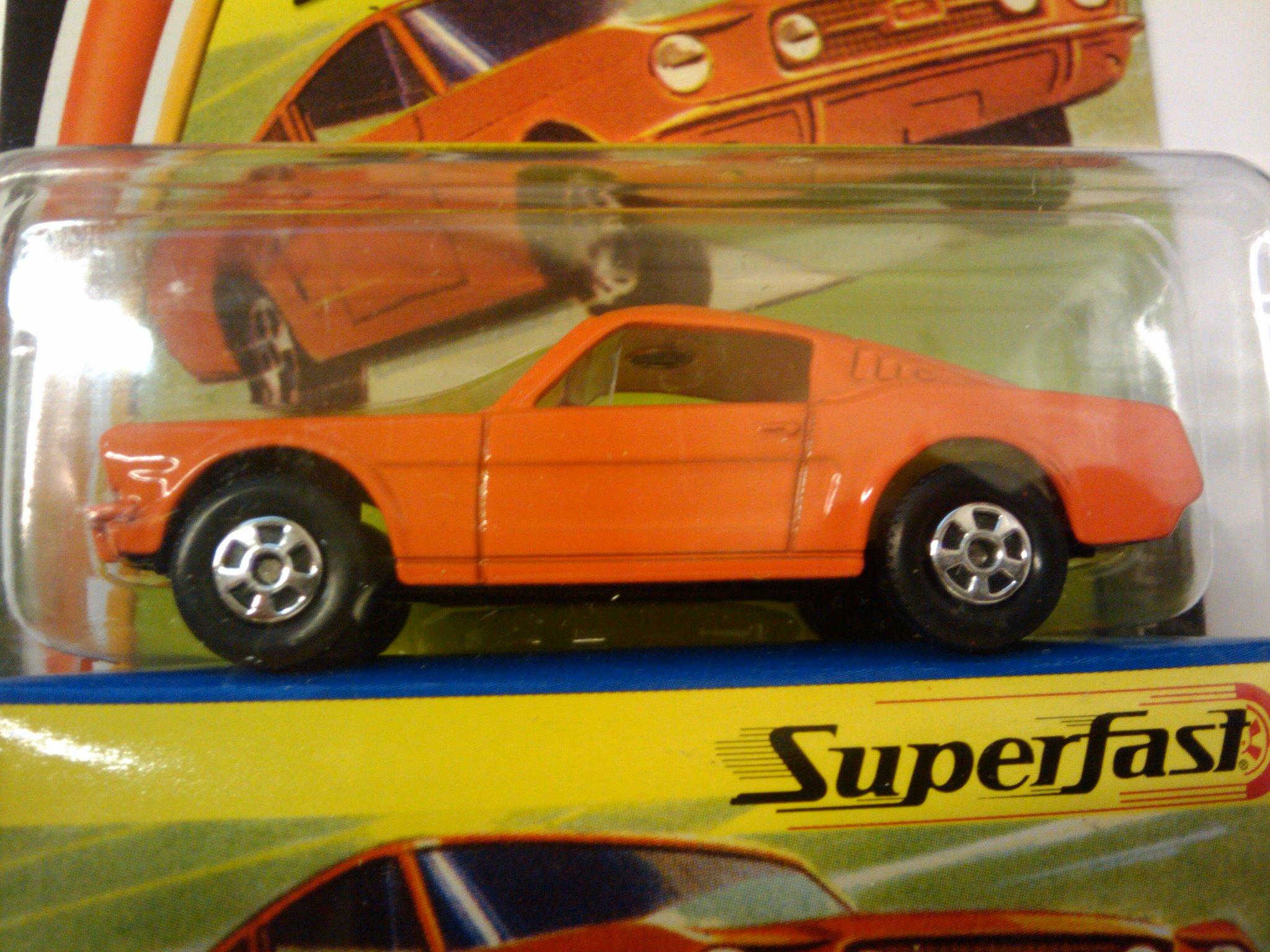 '65 Ford Mustang GT - Matchbox