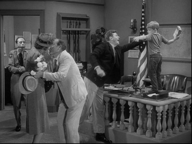 Image 1x01 The New Housekeeper The Andy Griffith Show