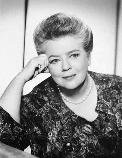 Frances Bavier - Mayberry Wiki