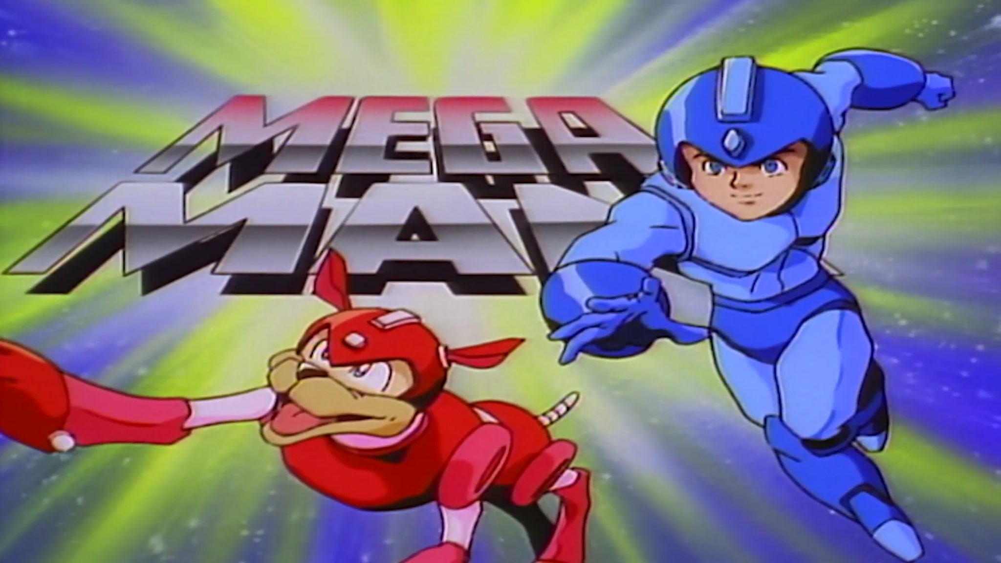 Mega Man (cartoon) - MMKB, the Mega Man Knowledge Base - Mega Man ...