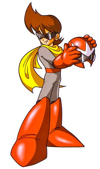 Proto Man Trigger - Mega Man Fanon Wiki