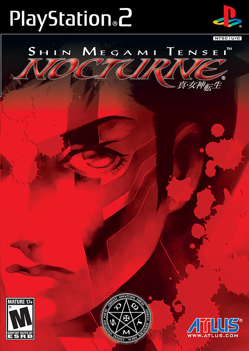 Shin Megami Tensei III: Nocturne - Megami Tensei Wiki: a Demonic ...