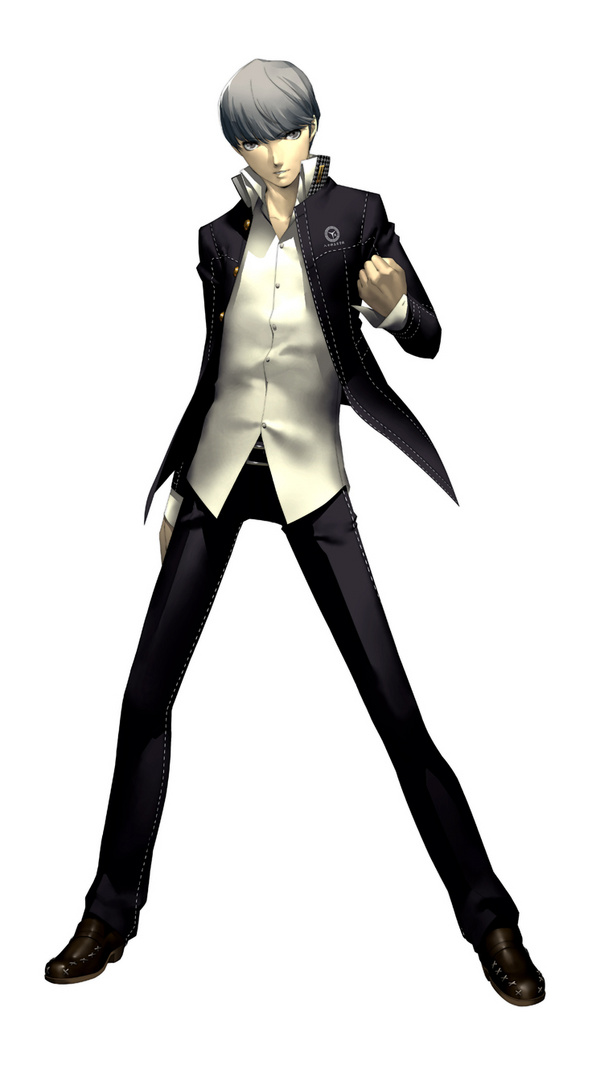 Luck Fortune Persona4maincharacter