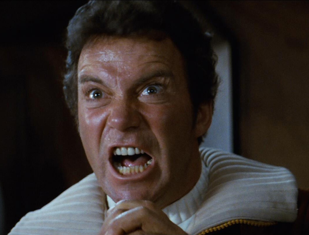 Star Trek II The Wrath of