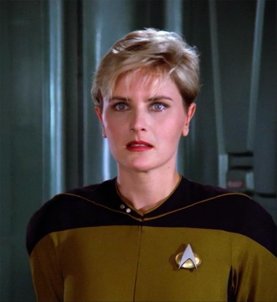 Star Trek Tasha Yar