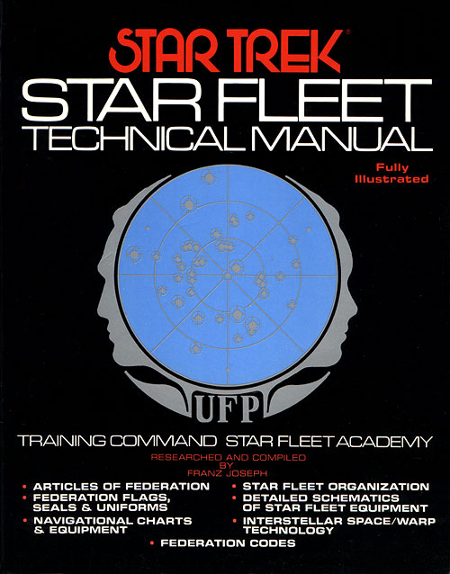 Starship enterprise | star trek: renaissance technical manual.