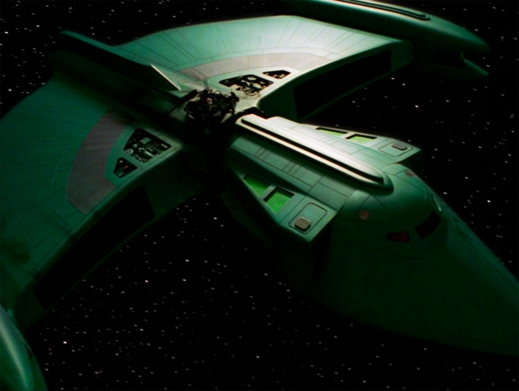scout ship romulien Romulan_scout_ship
