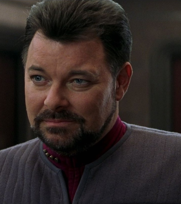 william. Captain William T. Riker