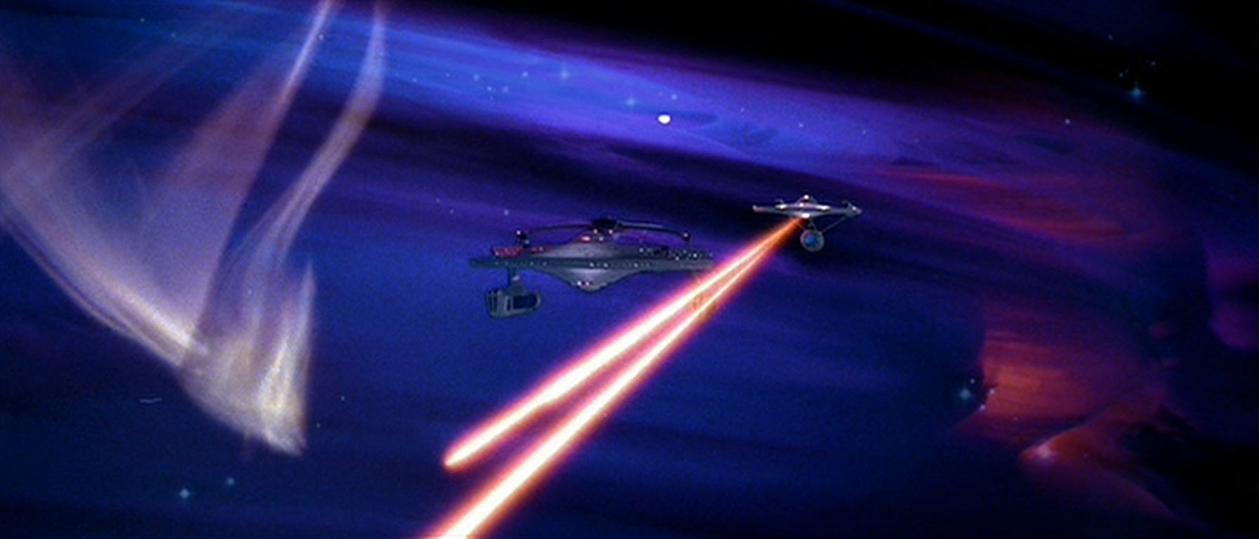 Enterprise fires on Reliant