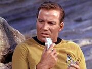 Captain Kirk's communicator