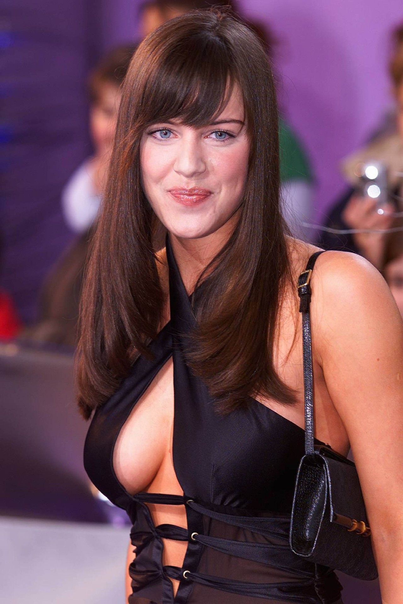 michelle ryan hot