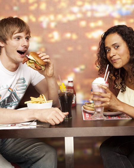 Bradley James Girlfriend Angel Coulby http://merlin.wikia.com/wiki/File:Bradley_James_and_Angel_Coulby.jpg
