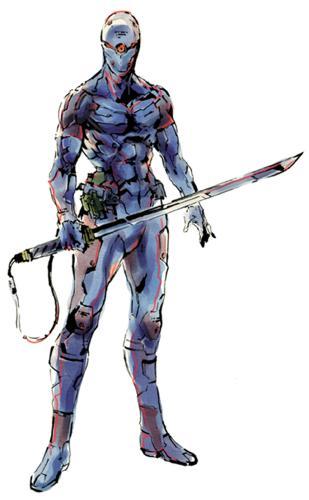 Gray Fox - The Metal Gear Wiki - Metal Gear Solid Rising, Metal ...