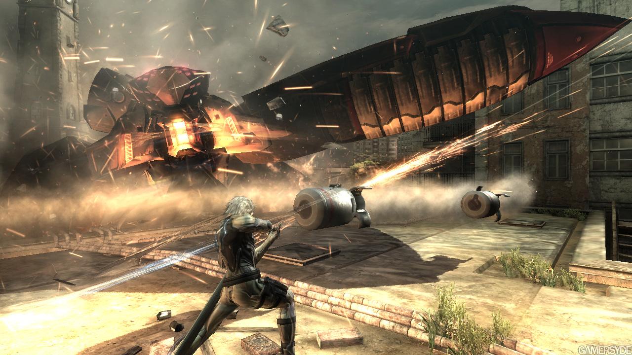 Image metal gear rising revengeance 20190 1854 0002 خروش نینجای سایبرگی | نقد و بررسی عنوان Metal Gear Rising: Revengeance