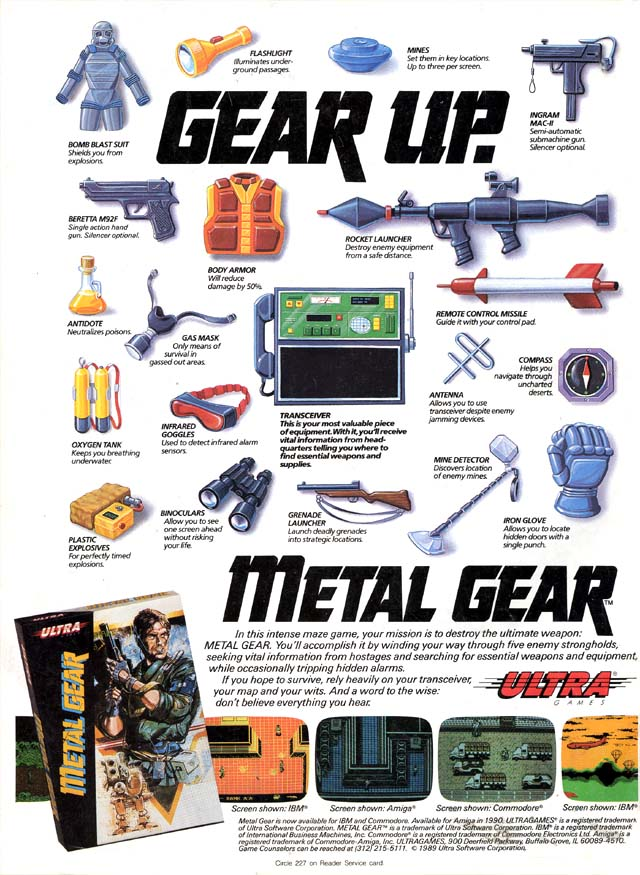 NA � Could I post video game ad scans from comics?
